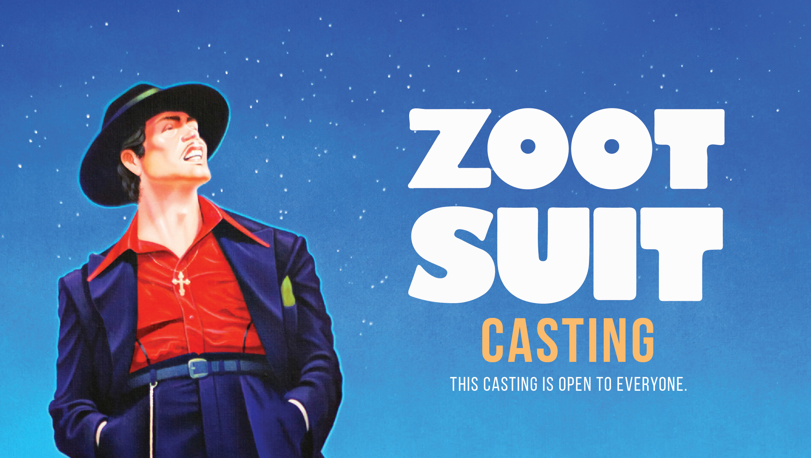 Casting for Zoot Suit