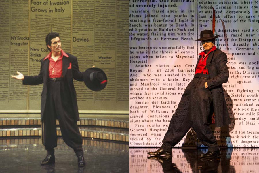 Four Decades Later, 'Zoot Suit' Still Fits