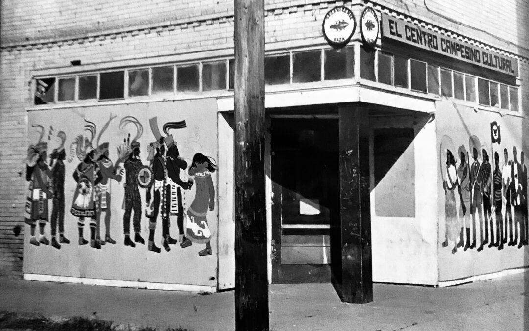 DEL REY COMMUNITY BRINGS 1968 TEATRO CAMPESINO MURAL, HISTORY ALIVE